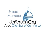 Proud Member: Jefferson City Chamber of Commerce